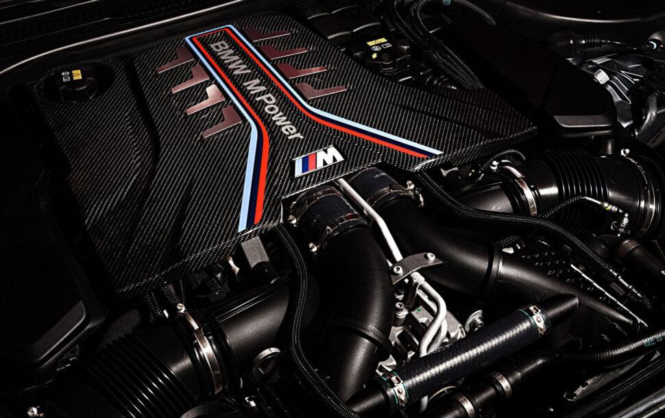 BMW setzt sich mit Verbrennungsmotoren fort